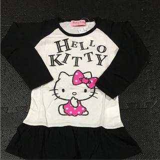 シマムラ(しまむら)の新品キティちゃんロンT(Tシャツ/カットソー)