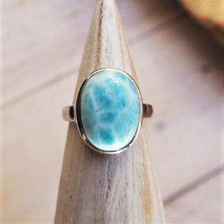 Larimar Ring 18388994-l(リング(指輪))
