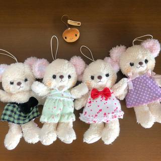 セガ(SEGA)のマスコット人形 (アミューズメント景品)(ぬいぐるみ)