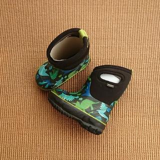 ハンター(HUNTER)のBOGS ボグス 14cm位 レインブーツ 長靴 キャンプ 雪(長靴/レインシューズ)
