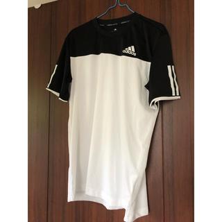 アディダス(adidas)のアディダステニスTシャツ メンズ(ウェア)
