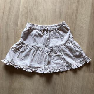 ジーユー(GU)の夏らしいスカート(スカート)