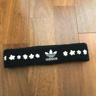 アディダス(adidas)のadidas ヘアバンド(その他)