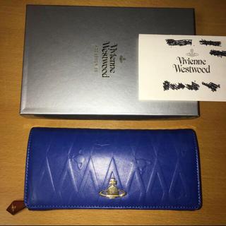 ヴィヴィアンウエストウッド(Vivienne Westwood)のイタリア製VivienneWestwood長財布(財布)