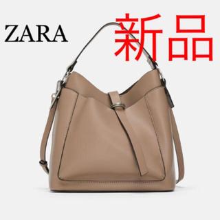 ZARA - 新品♡ZARA ショルダーバッグ ハンドバッグ