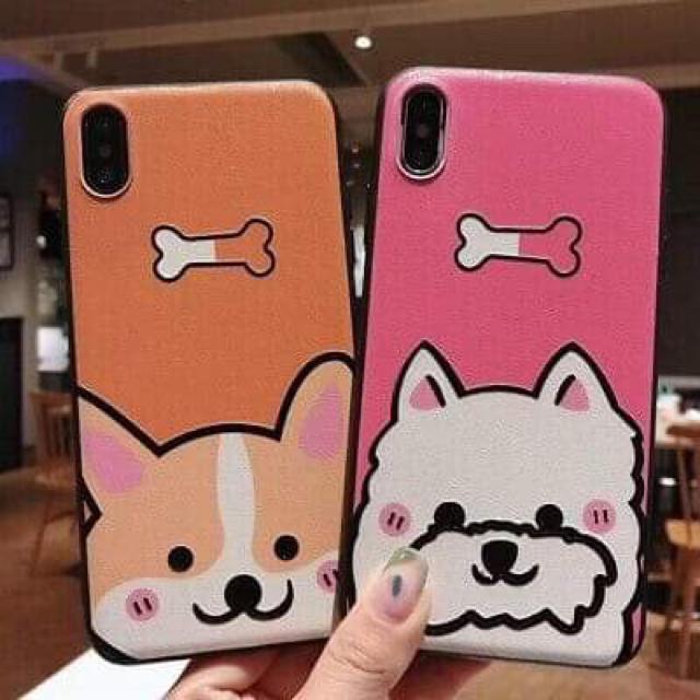 コーギー、ワンちゃん iPhone 8.XR.XS.MAX カバー、ケースの通販 by happy2013|ラクマ