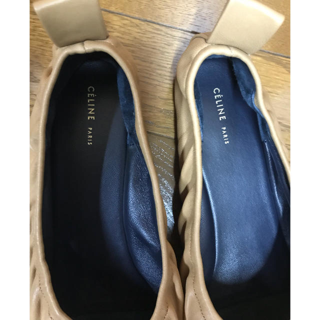 celine(セリーヌ)のセリーヌ ソフトバレリーナ 確認 レディースの靴/シューズ(バレエシューズ)の商品写真