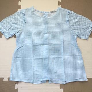 サマンサモスモス(SM2)のSM2 カットソー 半袖 Mサイズ(カットソー(長袖/七分))