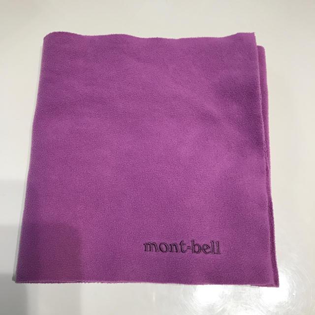 mont bell(モンベル)のモンベル mont-bell マフラー キッズ/ベビー/マタニティのこども用ファッション小物(マフラー/ストール)の商品写真
