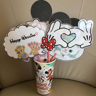Disney - ディズニー♡ハンドメイド フォトプロップス♥︎