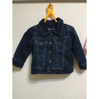 96743642f3087 ベビーギャップ(babyGAP)の値下げ デニムジャケット baby Gジャン 80サイズ(ジャケット