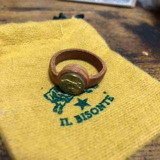イルビゾンテ(IL BISONTE)のイルビゾンテ リング(リング(指輪))