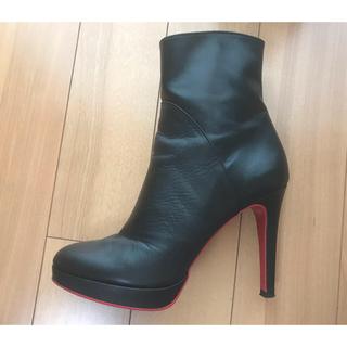 ダイアナ(DIANA)のDIANA ダイアナ ブーツ 美脚ブーツ 23.5cm(ブーツ)