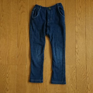 ベルメゾン(ベルメゾン)の綿パンツ 110 GITA (ジーンズ風)(パンツ/スパッツ)