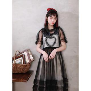 c8f813d344b6e アンジェリックプリティー(Angelic Pretty)のチュール ワンピース lolita (ロングワンピース マキシ