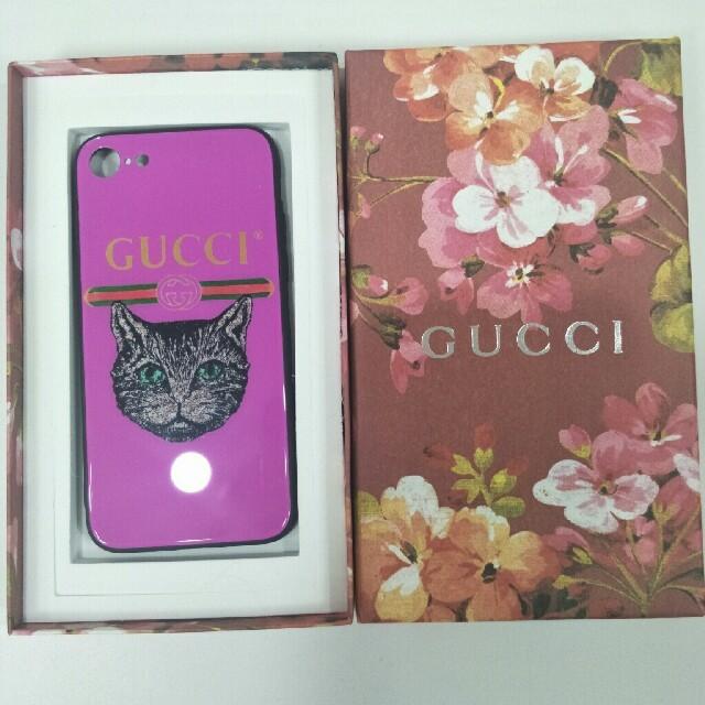 Gucci - Gucci携帯ケース iphone case アイフォンケース の通販 by britishrhapsody's shop|グッチならラクマ
