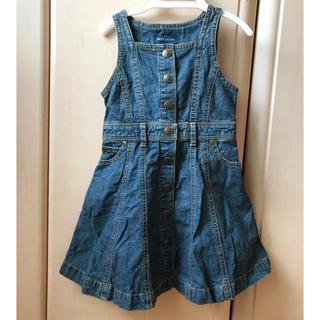 ラルフローレン(Ralph Lauren)のラルフローレン ジャンパースカート(スカート)