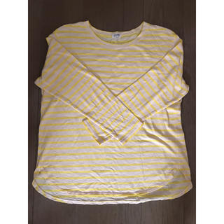 ニジュウサンク(23区)の23区 A-GIRL'S ボーダーTシャツ 44(Tシャツ(長袖/七分))