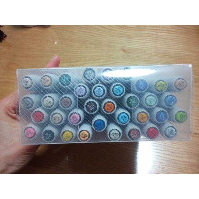 マービーMARVY ルプルーム 36色基本セット 3000-36A エンタメ/ホビーのアート用品(カラーペン/コピック)の商品写真