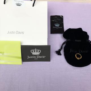 ジャスティンデイビス(Justin Davis)のJustinDavis 本日限定価格(リング(指輪))
