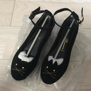 アイアムアイ(I am I)のアイアムアイのネコ厚底靴(ハイヒール/パンプス)