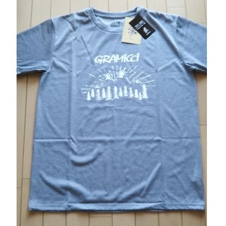 グラミチ(GRAMICCI)の新品!グラミチ★マウンテンTシャツXL(Tシャツ/カットソー(半袖/袖なし))
