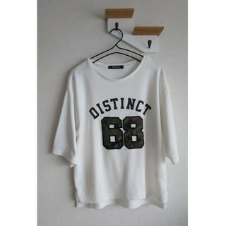 アベイル(Avail)の白Tシャツ(Tシャツ/カットソー)