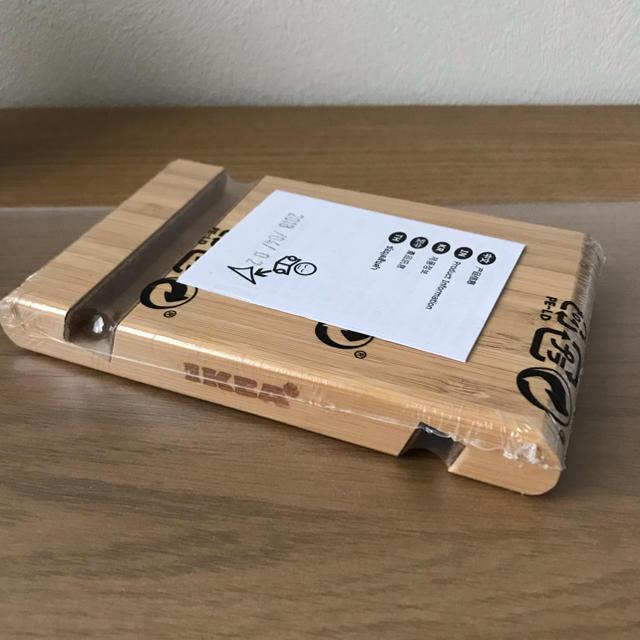 IKEA(イケア)のIKEA BERGENES ベルゲネス スマホスタンド 【新品未使用】 スマホ/家電/カメラのスマホアクセサリー(その他)の商品写真