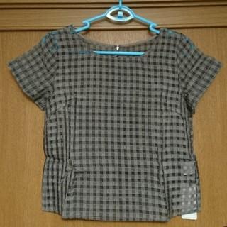 クリアインプレッション(CLEAR IMPRESSION)の新品★クリアインプレッション 半袖カットソー サイズ1(カットソー(半袖/袖なし))