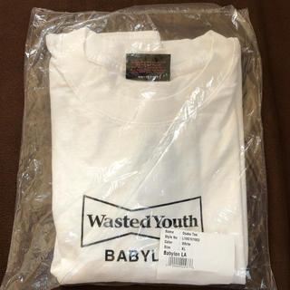 バビロン(BABYLONE)の希少サイズ wasted youth babylon XLサイズ(Tシャツ/カットソー(半袖/袖なし))