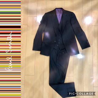 ポールスミス(Paul Smith)の【着用1回・超美品】Paul smith collection スーツ、ネクタイ(セットアップ)