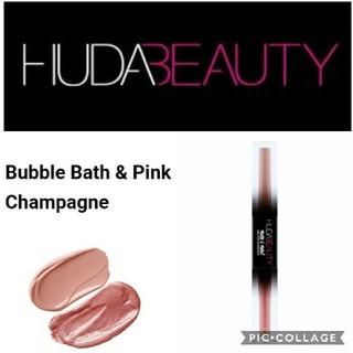 セフォラ(Sephora)のHUDA BEAUTY◆マット&メタル シャドウ ♯Pink Champagne(アイシャドウ)