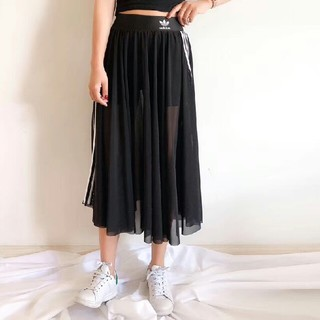 アディダス(adidas)のadidas 新品 アディダス チュールスカート(ロングスカート)