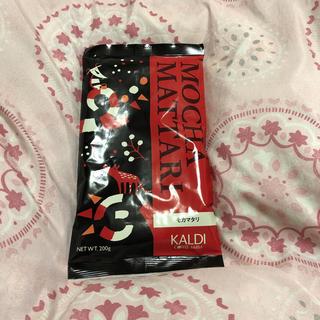 カルディ(KALDI)のKALDI コーヒー 豆 モカマタリ(コーヒー)