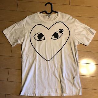 コムデギャルソン(COMME des GARCONS)のCOMME des GARCONS PLAY❤(Tシャツ(半袖/袖なし))