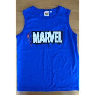 ジーユー(GU)のGU 男児 ランニングシャツ 150(マーベル)(Tシャツ/カットソー)