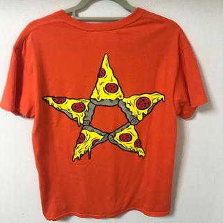 ビューティアンドユースユナイテッドアローズ(BEAUTY&YOUTH UNITED ARROWS)のFLAGSTUFF ピザT(Tシャツ/カットソー(半袖/袖なし))