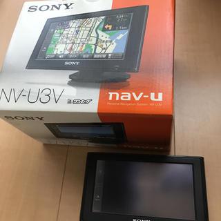SONY - SONYカーナビNV-U3V
