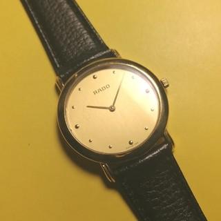 ラドー(RADO)のRADO クオーツ 腕時計(腕時計(アナログ))