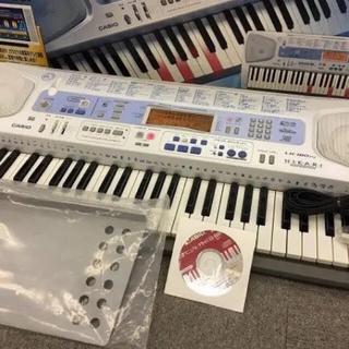 カシオ(CASIO)の カシオ ヒカリナビゲーション キーボード (キーボード/シンセサイザー)