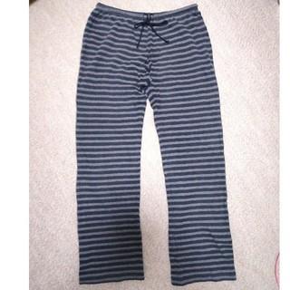 ユニクロ(UNIQLO)のユニクロ ボーダー ルームウェア パンツ ズボン(ルームウェア)