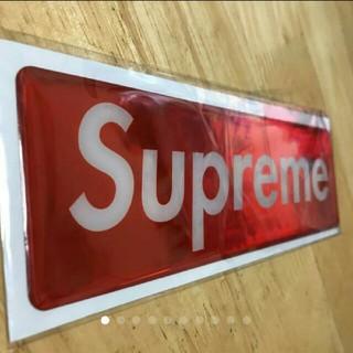 シュプリーム(Supreme)のSupreme プラスチックステッカー(ステッカー)