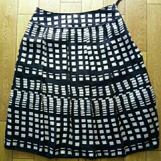 クリアインプレッション(CLEAR IMPRESSION)の訳あり☆クリアインプレッション スカートサイズ3(ひざ丈スカート)