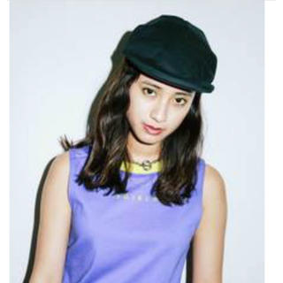 エックスガール(X-girl)の◾️X-girl◾️ハンチング(ハンチング/ベレー帽)