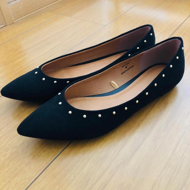 GU(ジーユー)のフラットシューズ♡GU レディースの靴/シューズ(ハイヒール/パンプス)の商品写真