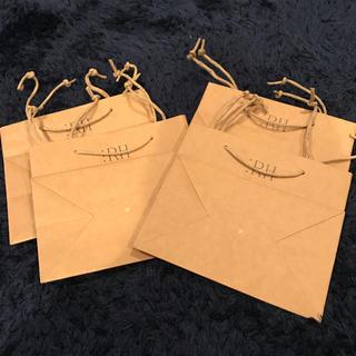 ロンハーマン(Ron Herman)のロンハーマン RH ショップ袋 4枚セット(ショップ袋)