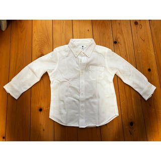 ユニクロ(UNIQLO)のシャツ UNIQLO 100㎝(ブラウス)