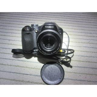 カシオ(CASIO)のCASIO EXILIM 高速度撮影EX-FH20 光学20倍ズームデジカメ(コンパクトデジタルカメラ)