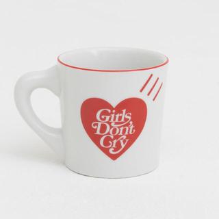 ジーディーシー(GDC)のHUMAN MADE×Girls Don't Cry マグカップ(グラス/カップ)