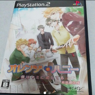 プレイステーション2(PlayStation2)の✭PlayStation2✭オレンジハニー(家庭用ゲームソフト)